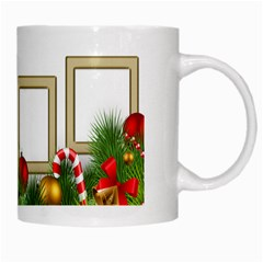 4 Photo Christmas Mug By Deborah   White Mug   F1h4oik55wyj   Www Artscow Com Right