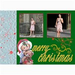 Christmas 2011 5x7 Photo Cards (x10) #2 - 5  x 7  Photo Cards