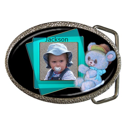 Baby Boy Belt Buckle By Deborah   Belt Buckle   S168lg2jmcbn   Www Artscow Com Front