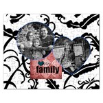 Family Puzzle - Jigsaw Puzzle (Rectangular)