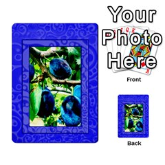 Color Card Matching Game By Patricia W   Multi Purpose Cards (rectangle)   Vxi7jgqnh73v   Www Artscow Com Front 2