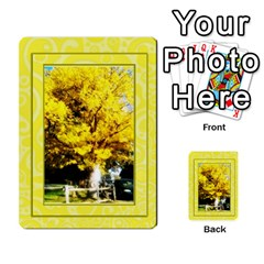 Color Card Matching Game By Patricia W   Multi Purpose Cards (rectangle)   Vxi7jgqnh73v   Www Artscow Com Front 12