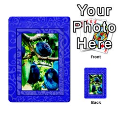 Color Card Matching Game By Patricia W   Multi Purpose Cards (rectangle)   Vxi7jgqnh73v   Www Artscow Com Front 3