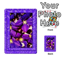 Color Card Matching Game By Patricia W   Multi Purpose Cards (rectangle)   Vxi7jgqnh73v   Www Artscow Com Front 50