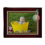 Ho Ho Ho Noel XL Cosmetic Bag - Cosmetic Bag (XL)
