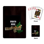 Crossing Winter Playing Cards 2 - Playing Cards Single Design