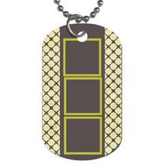 6 Frame Dog Tag (2 Sided) By Deborah   Dog Tag (two Sides)   X7cligyx8r11   Www Artscow Com Back