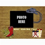 Lone Star Holidays Card 2 - 5  x 7  Photo Cards