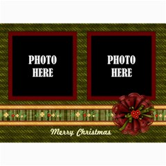 Old World Christmas Card 3 By Lisa Minor   5  X 7  Photo Cards   A5jiuxw0r2uw   Www Artscow Com 7 x5 Photo Card - 3