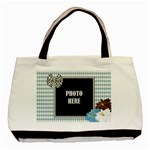 Crossing Winter Tote 1 - Classic Tote Bag