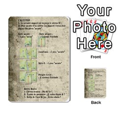 Jeux Divers 2 By Ndeclochez   Multi Purpose Cards (rectangle)   Ntd9zb3snlhz   Www Artscow Com Back 16