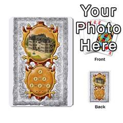 Jeux Divers 2 By Ndeclochez   Multi Purpose Cards (rectangle)   Ntd9zb3snlhz   Www Artscow Com Front 18