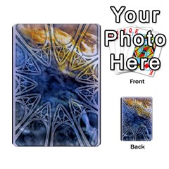 Jeux Divers 2 By Ndeclochez   Multi Purpose Cards (rectangle)   Ntd9zb3snlhz   Www Artscow Com Back 3