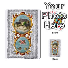 Jeux Divers 2 By Ndeclochez   Multi Purpose Cards (rectangle)   Ntd9zb3snlhz   Www Artscow Com Front 28