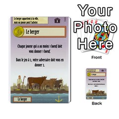 Jeux Divers 2 By Ndeclochez   Multi Purpose Cards (rectangle)   Ntd9zb3snlhz   Www Artscow Com Front 43