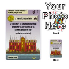 Jeux Divers 2 By Ndeclochez   Multi Purpose Cards (rectangle)   Ntd9zb3snlhz   Www Artscow Com Front 44