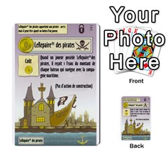 Jeux Divers 2 By Ndeclochez   Multi Purpose Cards (rectangle)   Ntd9zb3snlhz   Www Artscow Com Front 48
