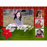 5x7 Photo Cards: Happy Holidays2 - 5  x 7  Photo Cards
