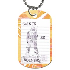 Jimmy2 By Janice Prince   Dog Tag (two Sides)   4kkhr1jg1rh1   Www Artscow Com Front