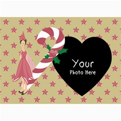 Christmas cards set 3 by Lillyskite 7 x5 Photo Card - 3