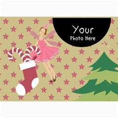 Christmas cards set 3 by Lillyskite 7 x5 Photo Card - 6