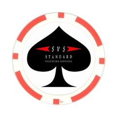 Standard Valuation By Andrew Albro   Poker Chip Card Guard   0g1zzlum80s6   Www Artscow Com Front