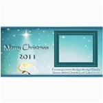 Baby Jesus Christmas Card 2011 - 4  x 8  Photo Cards