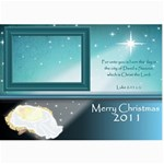 5x7 Baby Jesus Christmas Card - 5  x 7  Photo Cards