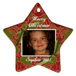 sophia ornament - Ornament (Star)