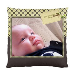 Perfect Picture (2 Sided) Cushion By Deborah   Standard Cushion Case (two Sides)   Pjrqzf01zlun   Www Artscow Com Back