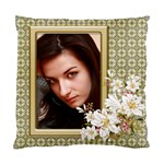 A Little Elegance (2 sided) Cushion - Standard Cushion Case (Two Sides)