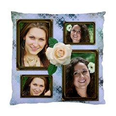 Little Fancy (2 Sided) Cushion By Deborah   Standard Cushion Case (two Sides)   431gttqgj7p5   Www Artscow Com Back