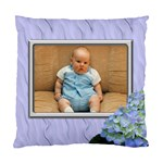 Lilac Delight (2 sided) Cushion - Cushion Case (Two Sides)