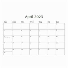2019 Owlie Calendar By Amanda Bunn   Wall Calendar 8 5  X 6    Ub0w17vaen09   Www Artscow Com Apr 2019