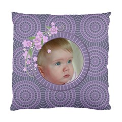Little One (2 Sided) Cushion By Deborah   Standard Cushion Case (two Sides)   Ch5pwp9kgfum   Www Artscow Com Back