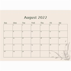 Cream Classic 2019 (any Year) Calendar 8 5x6 By Deborah   Wall Calendar 8 5  X 6    2fyzfcnroj84   Www Artscow Com Aug 2019