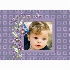 Pretty In Mauve 2019 (any Year)calendar, 8 5x6 By Deborah   Wall Calendar 8 5  X 6    5x4ttpugz6a5   Www Artscow Com Month