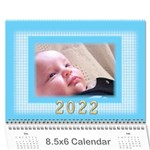 My Little Prince 2017 (any Year) Calendar 8.5x6 - Wall Calendar 8.5  x 6