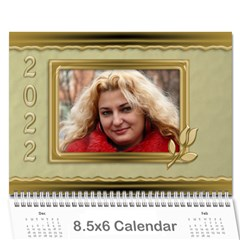 Formal Elegant (any Year) 2019 Calendar 8 5x6 By Deborah   Wall Calendar 8 5  X 6    1bdgu1wivxap   Www Artscow Com Cover