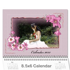 Framed With Flowers 2018 (any Year) Calendar 8 5x6 By Deborah   Wall Calendar 8 5  X 6    Jgsrh48djbe1   Www Artscow Com Cover