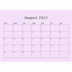 Framed With Flowers 2018 (any Year) Calendar 8 5x6 By Deborah   Wall Calendar 8 5  X 6    Jgsrh48djbe1   Www Artscow Com Aug 2018