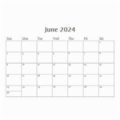 Elegant In Silver 2018 (any Year) Calendar 8 5x6 By Deborah   Wall Calendar 8 5  X 6    7q8ldsyl0dul   Www Artscow Com Jun 2018
