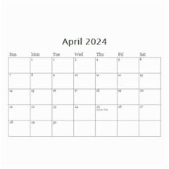 Elegant In Silver 2018 (any Year) Calendar 8 5x6 By Deborah   Wall Calendar 8 5  X 6    7q8ldsyl0dul   Www Artscow Com Apr 2018