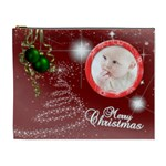 Christmas Collection Cosmetic Bag (XL)