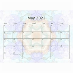 Kids 8 5x6 Mini Wall Calendar By Lil    Wall Calendar 8 5  X 6    Iqg7z8v0vi16   Www Artscow Com May 2015