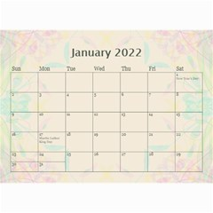 Kids 8 5x6 Mini Wall Calendar By Lil    Wall Calendar 8 5  X 6    Iqg7z8v0vi16   Www Artscow Com Jan 2015