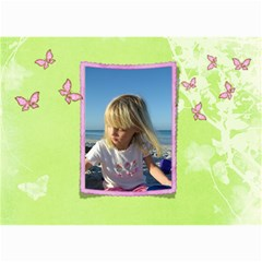 Little Butterflies 2018  (any Year) Calendar 8 5x6 By Deborah   Wall Calendar 8 5  X 6    Dlqwk4opgous   Www Artscow Com Month