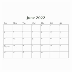 2019 Green   8 5x6 Wall Calendar By Angel   Wall Calendar 8 5  X 6    Z9rd8y2xt1hl   Www Artscow Com Jun 2019