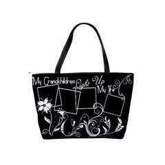 My Grandchildren Light Up My Life Handbag By Digitalkeepsakes   Classic Shoulder Handbag   2bqhluusdkq6   Www Artscow Com Back