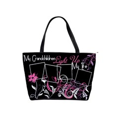 My Grandchildren Light Up My Life Handbag By Digitalkeepsakes   Classic Shoulder Handbag   8ry4cd3o6oco   Www Artscow Com Front